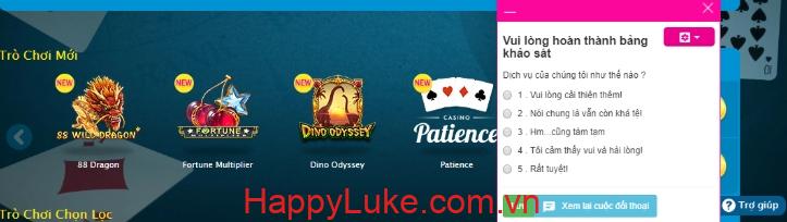 HappyLuke 100K