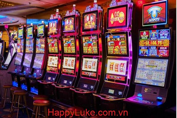 máy chơi slot truyền thống