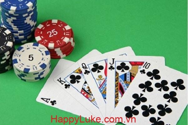 sảnh chúa sảnh hoàng gia trong Poker